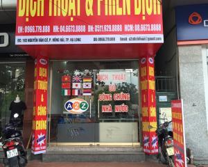 Dich thuat gia re tai Ha Long Dong Trieu Quang Yen Uong Bi Quang Ninh