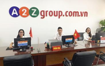 Ảnh nhân viên công ty dịch thuật A2Z 08