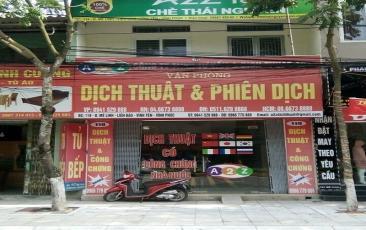 119 Mê Linh, Tp Vĩnh Yên, Vĩnh Phúc