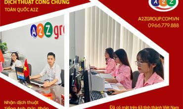 Dịch vụ phiên dịch tiếng Thái Lan tại Hải Phòng