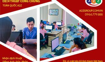 Dịch vụ phiên dịch tiếng Thái Lan tại Đà Nẵng