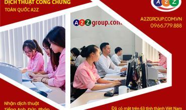 Dịch vụ phiên dịch tiếng Thái Lan tại Hồ Chí Minh