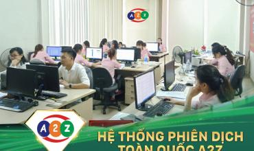 Phiên dịch tiếng Turmenia tại Quảng Bình