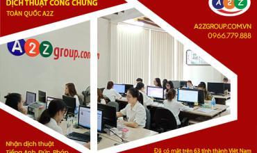 Dịch vụ phiên dịch tiếng Thái Lan tại Hạ Long - Quảng Ninh