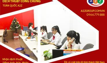 Dịch vụ phiên dịch tiếng Thái Lan tại Bà Rịa - Vũng Tàu