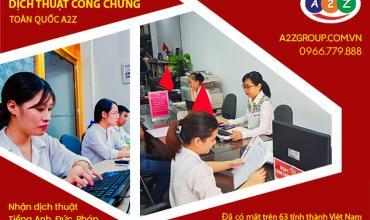 Dịch vụ phiên dịch tiếng Thái Lan tại Biên Hòa - Đồng Nai