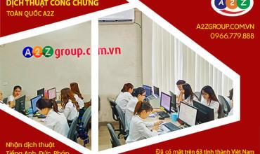Dịch vụ phiên dịch tiếng Thái Lan tại Nha Trang - Khánh Hòa