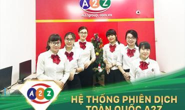 Phiên dịch tiếng Thái tại Thái Lan