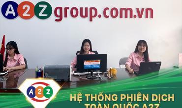 Phiên dịch tiếng Anh tại Bắc Giang