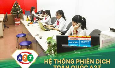 Phiên dịch tiếng nhật tại Bắc Giang