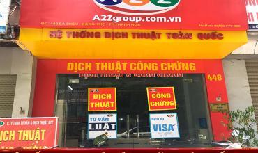 Công ty dịch thuật tiếng thái lan