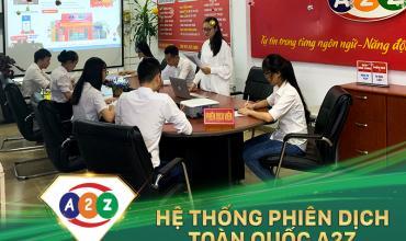 Phiên dịch tiếng Kazakh tại Ninh Thuận