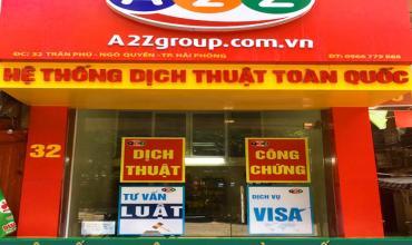 phiên dịch tiếng pháp tại Hà Nội