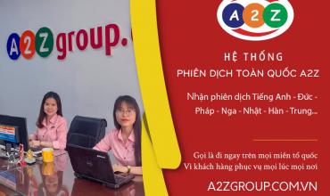 Dịch vụ phiên dịch tiếng Na Uy tại Hà Nội