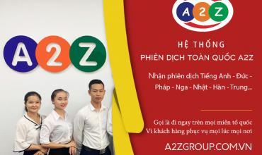Phiên dịch tiếng Séc tại Quảng Ninh
