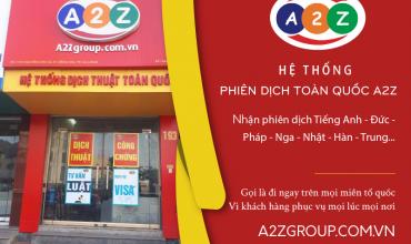 Dịch vụ phiên dịch tiếng Đan Mạch tại Nha Trang - Khánh Hòa