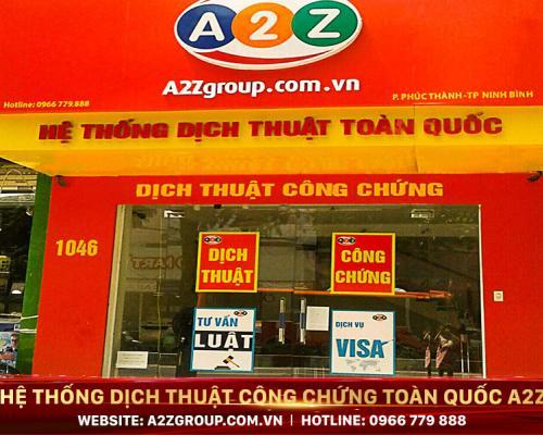 Công ty dịch thuật và phiên dịch tại Quy Nhơn đa ngôn ngữ