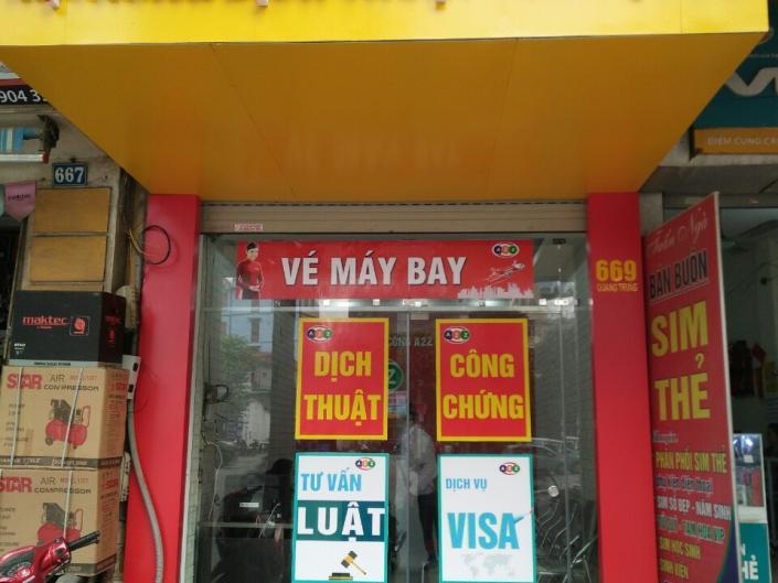 669 Quang Trung, Hà Đông, Hà Nội