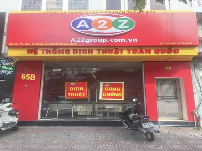65B Nguyễn Cao, Phường Ngô Quyền, TP Bắc Giang